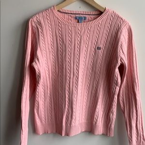 🌸 Pink Sweater